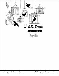 cover letter template for fax create a cover letter template choice image cover letter ideas