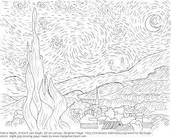 coloring page for van van coloring pages van coloring pages van starry van coloring pages