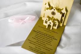 pop up wedding invitations fairytale wedding invitations gangcraft net