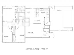 Simple Colonial House Plans 100 Tri Level House Plans Floor Plan For A Small House 1