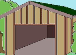 Free Single Garage Plans by Free Woodworking Plans How To Build A Garage