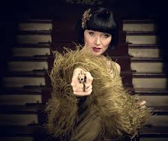 miss fisher hairstyle netflix have launched season 3 today in miss fisher s murder