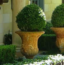 Urn Planters With Pedestal Motif Urn Planters Fine Cast Stone Urns Jardinieres