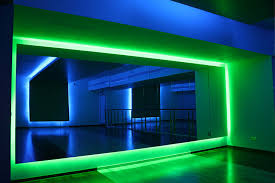 lighting ideas green led fixture architectural lighting design with