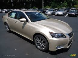 lexus satin cashmere metallic satin cashmere metallic 2013 lexus gs 350 awd exterior photo