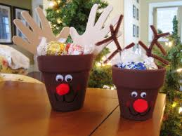 christmas pots craft ideas quecasita
