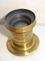 appareil photo chambre ancien appareil photo chambre photographique objectif berthiot