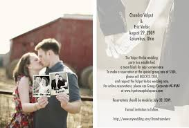 best save the dates save the date chandra eric modern wedding