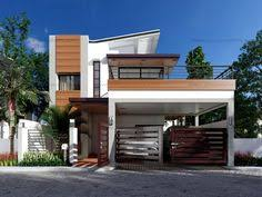 2 floor houses small modern house plans flat roof 2 floor home design