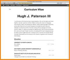 Resume For Fresh Graduate Engineer Example Of Graduate Cv Personal Profile