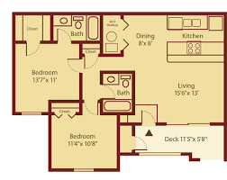 two apartment floor plans two bedroom floor plan contemporary 20 about 2 bedroom