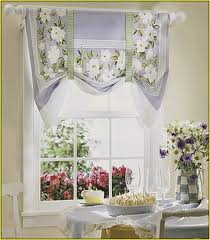 contemporary kitchen curtains ideas home design ideas