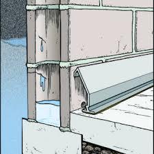 Wet Basement Waterproofing - diy basement waterproofing sealonce basement system easy