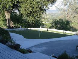 a backyard is a backyard putting green considered landscaping howstuffworks