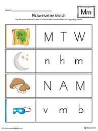 all worksheets letter m worksheets for preschoolers free
