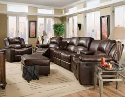 cuddle couch home theater seating reclining sectional couches brown leather sectional recliners