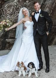 julianne hough wedding dress photos people com