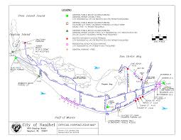 Map Of Pine Island Florida by Sanibel Captiva Beach Parking Map Restrooms Beach Access I