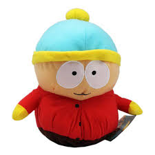 Eric Cartman Halloween Costume South Park Mini Sized Eric Cartman Plush Toy 6in Walmart