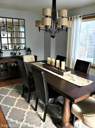 Dining Room Makeover Pictures | dining room makeover before and after inspiration for moms
