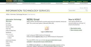 ndsu it help desk ndsu email email services pinterest north dakota state