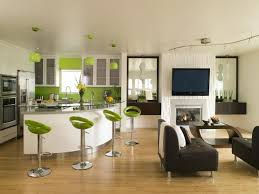 cuisine moderne ouverte sur salon cuisine ouverte sur le salon 25 idées modernes et pratiques