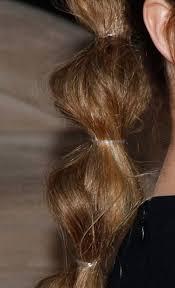 blax hair elastics easy hair idea bind your ponytail like wilde