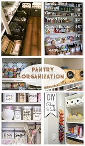Organizing Kitchen Pantry Ideas 1273 Best Cleaning U0026 Organizing Images On Pinterest Declutter