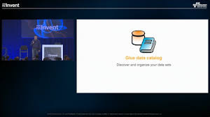 Catalog Aws Re Invent 2016 Aws Glue Data Catalog Youtube