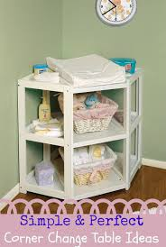 Simple Changing Table Fabulous Change Table Ideas Baby Room Ideas
