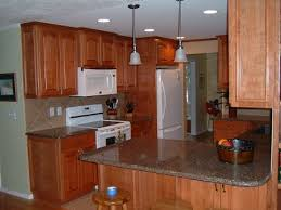 backsplash to match cherry cabinets kitchens portfolio tim s home repair remodeling