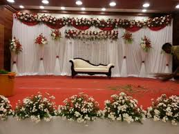 flower decorations velu flower decorations washermanpet stage decorators in