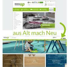 Designboden Schlafzimmer Unternehmen Room Up Online Raumshop Gmbh