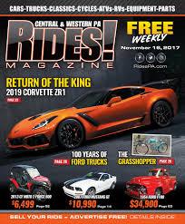 rides magazine november 16 2017 by stott media issuu