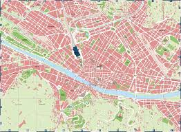 Map Of Florence Italy by F U0026a Florence Map