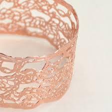 wedding bangle bracelet images 10 rose gold stackable bangles and bracelets intimate weddings jpg