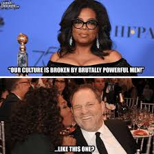 Oprah Winfrey Meme - brutal meme sums up what s so terribly wrong with oprah s globes