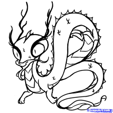 scary dragon coloring pages printable for kids bearded pictures