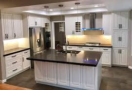 white kitchen cabinets raised panel white maple raised panel kitchen cabinets