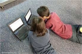 nachtle für kinderzimmer computer im kinderzimmer pro und contra cleankids magazin
