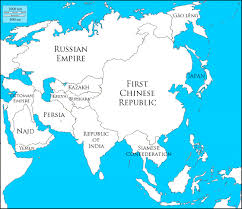 Political Map Of Asia Download Asia Map With Names Major Tourist Attractions Maps