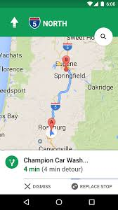 Google Maps Shortest Route Multiple Destinations by Update Also Added Gas Prices Google Maps V9 16 Adds Search For