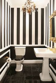 black white and silver bathroom ideas 10 chic black and white bathroom ideas