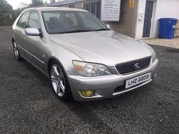 lexus gumtree birmingham 2003 lexus is200 lsd diff mot 20 09 18 price 1790 ono px