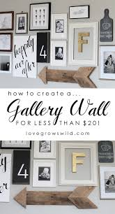 living room gallery wall gallery wall budgeting and decorating
