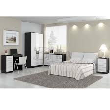 bedroom compact distressed black bedroom furniture ceramic tile