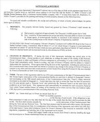 sample lease contract forms 10 free documents in word pdf