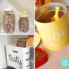 Decorative Dog Food Storage Containers Interior Dog Food Storage To Make Dog Food Stays Fresh