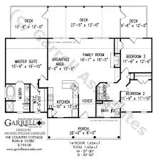one story cottage plans cottage house plans one story decoration architectural home