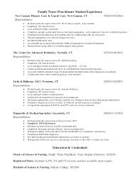 resume for new nurse practitioner resume nurse resume cv cover